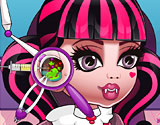 Play Monster Baby Ear Doctor Game