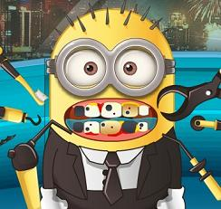 Play Minion Tooth Problems Game