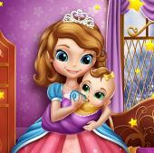 Play Sofias Little Sister Game