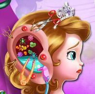 Play Sofia Ear Emergency Game