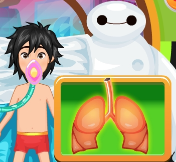 Play Doctor Baymax Game