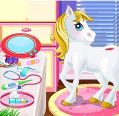 Play Pony Vet Doctor Game