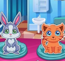 Play Baby Pet Doctor Game