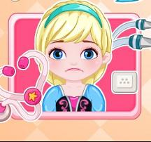 Play Baby Elsa PLV Surgery Game