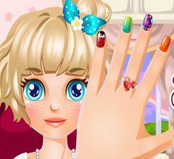 Play Princess Hand Doctor Game