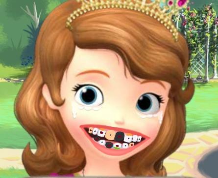 Play Princess Sofia Dental Care Game