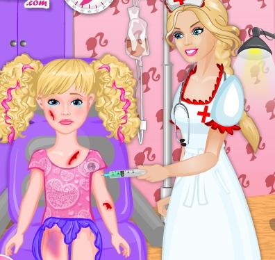 Play Barbie Career Choice Game