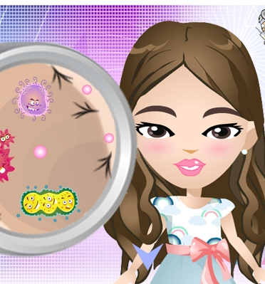Play Violetta Ear Doctor Game