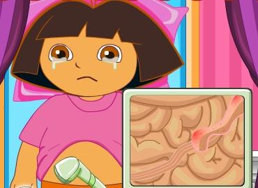 Play Dora Laparoscopic Appendectomy Game