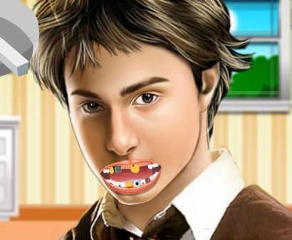 Play Harry Potter at the Dentist Game
