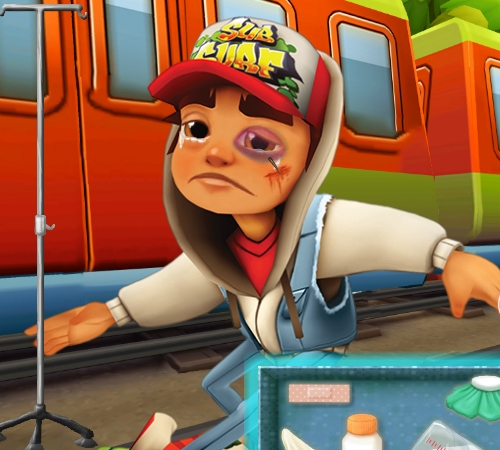 Play Subway Surfers Doctor Game