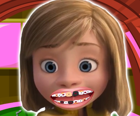Play Inside Out Dentist Game