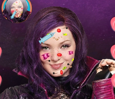 Play Mal Facial Skin Doctor Game