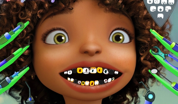 Play Home Tip Dental Care Game