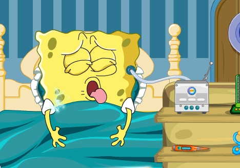 Play SpongeBob Heart Surgery Game