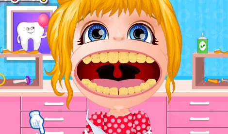 Play Baby Barbie Braces Doctor Game