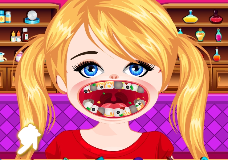 Play Baby Real Dentist Game