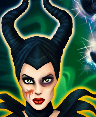 Play Maleficent Injured Game