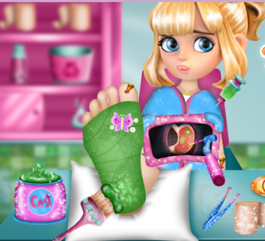 Play Surgery Mania Doctor Care Game