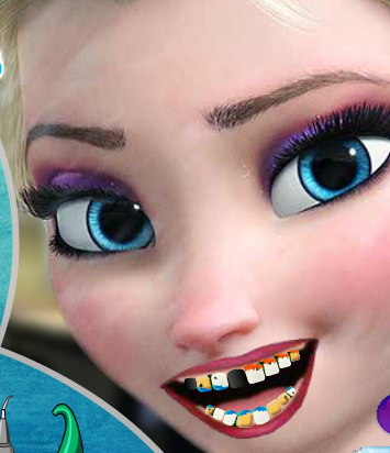 Play Elsa in the City Game