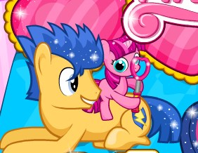 Play Twilight Sparkle Gave Birth Twins Game