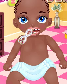 Play Baby Jamal Dental Care Game