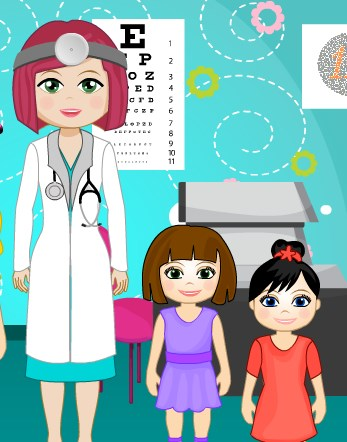 Play Amy Eye Hospital Game