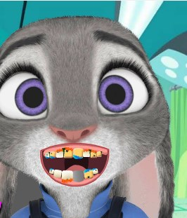 Play Judy Tooth Problems Game