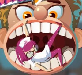 Play Mia Dentist Pepper Game
