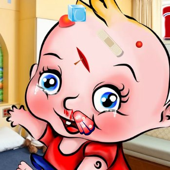 Play Cute Baby Doctor Game