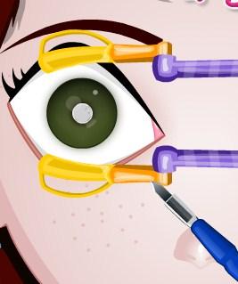 Play Deni Eye Surgery Game