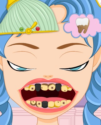 Play Tooth Fairy Dentist Game