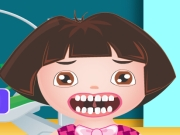 Play Dora Dental Surgery Game