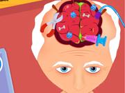 Play Grandpa Brain Surgery Game