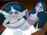 Play Corpse Bride Newborn Baby Game