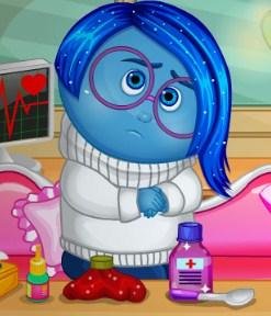 Play Sadness Flu Doctor Game