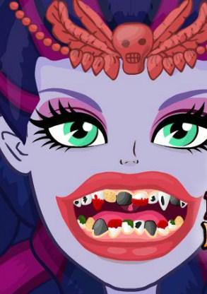 Play Jane Boolittle Bad Teeth Game