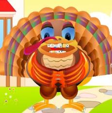 Play Turkey at Dentist Game