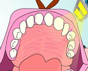 Play Monkey Dentist Game
