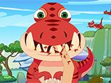 Play Dinosaur Dentist Game