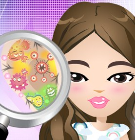 Play Violetta Ear Problems Game