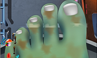 Play Monster Nail Doctor Game