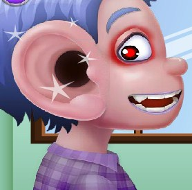 Play Little Ear Doctor Game