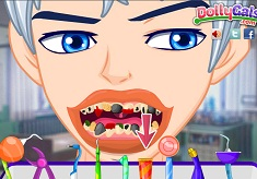 Play Jack Frost at the Dentist Game