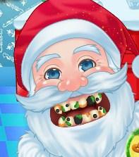 Play Christmas Dentist Game