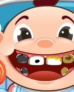 Play Baby Dentist Day Kissing Game