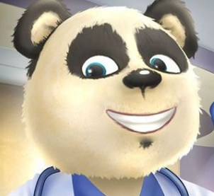 Play Panda Doctor Game