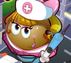 Play Pou Doctor H5 Game