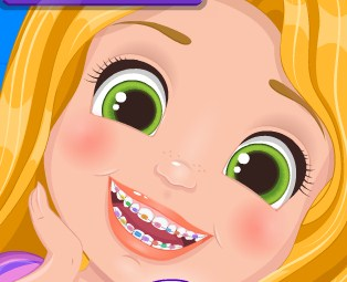 Play Rapunzel Rotten Teeth Game