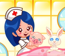 Play The Pet Hospital Game